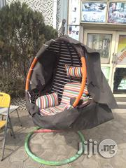 Oxford Italian Swing Chairs With Cushion | Furniture for sale in Lagos State, Lekki Phase 1