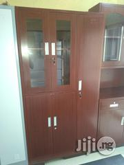 Supermax Quality Metal Office Bookshelves With Wardrobe | Furniture for sale in Lagos State, Ojo
