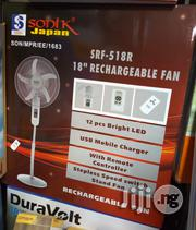 12v Rechargeable Fan | Home Appliances for sale in Lagos State, Ojo