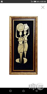 Wall Brown Frame | Arts & Crafts for sale in Lagos State, Surulere