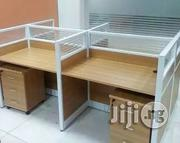 Office 4 Seater Workstation Table | Furniture for sale in Lagos State, Lekki Phase 1