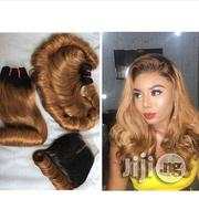 Super Double Drawn Ombre Human Hair | Hair Beauty for sale in Lagos State, Surulere