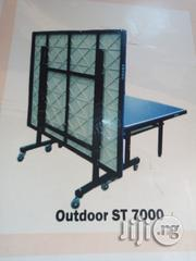 Striker Outdoor Table Tennis Board Water and Sun Resistance | Sports Equipment for sale in Lagos State, Surulere