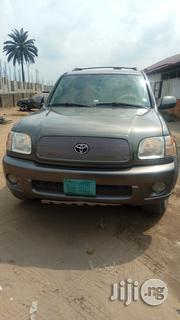 Very Clean Toyota Sequoia 2005 Gray   Cars for sale in Rivers State, Obio-Akpor