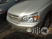 Toyota Highlander 2007 Silver | Cars for sale in Lagos State, Lagos Mainland
