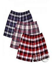 Terry Boy Boxers Short - 3 in 1 Color Varies | Children's Clothing for sale in Lagos State, Mushin