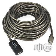 USB 2.0 Extension Cable-20m | Computer Accessories  for sale in Lagos State, Ikeja
