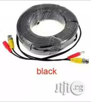 Length 10m CCTV Camera Accessories BNC Power Video Siamese Cable For Surveillance DVR Kit | Accessories & Supplies for Electronics for sale in Lagos State, Ikeja