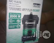 Panasonic Vacuum Cleaner Mcyl 633 | Home Appliances for sale in Lagos State, Lagos Island