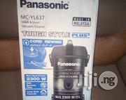 Panasonic Vacuum Cleaner Mcyl 637 | Home Appliances for sale in Lagos State, Lagos Island