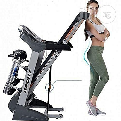 Deyoung De Young 2.5HP Treadmill With Massager.,Sit Up,Usb,Incline,Mp3