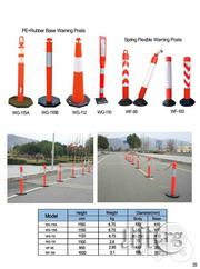 Safety PVC Cones And Roads Traffic Equipment | Safety Equipment for sale in Lagos State, Amuwo-Odofin