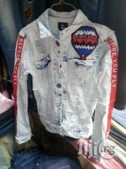 Jeans Jacket Clotheing | Clothing for sale in Lagos State, Lagos Island