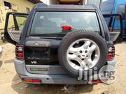Tokunbo Land Rover Freelander 2003 Black   Cars for sale in Lagos State, Lagos Mainland
