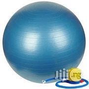 Exercise Gym Ball With Air Pump in Diff Colors | Sports Equipment for sale in Lagos State, Surulere