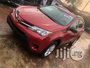 Toyota RAV4 LE AWD (2.5L 4cyl 6A) 2013 Red | Cars for sale in Edo State, Oredo