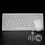 Wireless Mini Keyboard And Mouse   Computer Accessories  for sale in Rivers State, Port-Harcourt