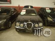 Jaguar S-Type 2001 Blue | Cars for sale in Lagos State, Ikeja