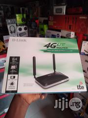 4G LTE Wireless Router / Wi-Fi Hot-Spot D-Link   Networking Products for sale in Lagos State, Ikeja