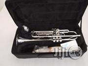 Yamaha Trumpet (Silver) | Musical Instruments & Gear for sale in Lagos State, Ojo