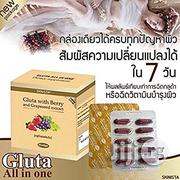 Gluta ALL In ONE Gluta With Berry And Grapeseed Extract | Vitamins & Supplements for sale in Lagos State