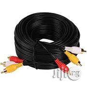 AV 3-3 30M Cable | Accessories & Supplies for Electronics for sale in Lagos State, Ikeja