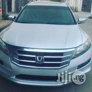 Tokunbo Honda Accord CrossTour 2010 Silver For Sale | Cars for sale in Lagos State, Lagos Mainland
