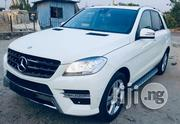 Tokunbo Mercedes-Benz M Class ML350 2012 White For Sale | Cars for sale in Lagos State, Lagos Island