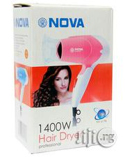 Foldable Professional Hair Dryer 1400w | Tools & Accessories for sale in Lagos State, Lagos Island