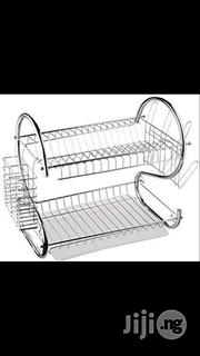 Dish Drainer With Utensils and Cup Holder | Kitchen & Dining for sale in Lagos State, Surulere