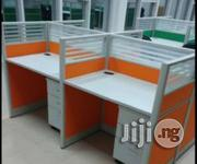 Quality Office 4 Seater Workstation Table | Furniture for sale in Lagos State, Ajah