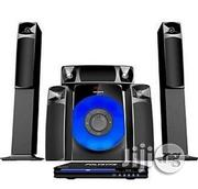 Polystar Micro Set + DVD Player Home Theatre System Pv-861-5.1 | Audio & Music Equipment for sale in Lagos State, Alimosho