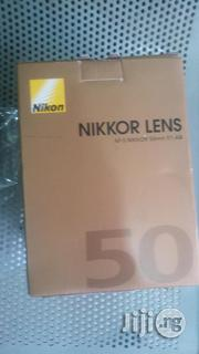 Nikon 50mm F1.4G | Photo & Video Cameras for sale in Lagos State, Isolo
