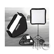Godox Soft Box 60cm × 60cm + Stand | Accessories & Supplies for Electronics for sale in Abuja (FCT) State, Central Business District