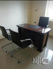 Executive Table And Executive Chairs Together | Furniture for sale in Lagos State, Isolo