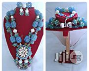 Ball Seed and Crystal Stone Bead | Jewelry for sale in Lagos State, Ikorodu
