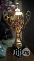 All Sizes Of Trophies Available At Favour Sports World | Arts & Crafts for sale in Port-Harcourt, Rivers State, Nigeria