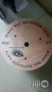 Brand Rex Outdoor Cat6 (PURE COPPER)Cable | Electrical Equipments for sale in Lagos State, Ikeja