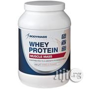 NEW Bodymass Whey Proteins 2 Kg Vanilla   Vitamins & Supplements for sale in Lagos State, Surulere