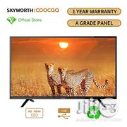 Coocaa LED With Stereo Audio (1920*1080) Television - Black 40-inch | TV & DVD Equipment for sale in Edo State, Akoko-Edo