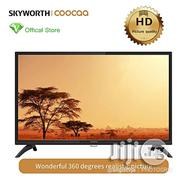 Coocaa LED With Stereo Audio (1366*768) Television - Black 32 Inch | TV & DVD Equipment for sale in Edo State, Akoko-Edo