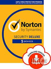 Norton Security Deluxe 5 Devices | Software for sale in Lagos State, Ikeja