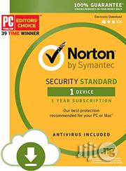 Norton Security 2019 Standard 1device | Software for sale in Lagos State, Ikeja