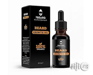 Seven Beard Organic Beard Growth Oil