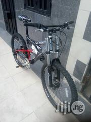 Silver Fox Big Shock & Big Tyre Sport Bicycle   Sports Equipment for sale in Lagos State, Surulere