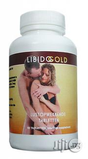 Libido Gold Tablets 60 Tabs | Sexual Wellness for sale in Lagos State, Surulere