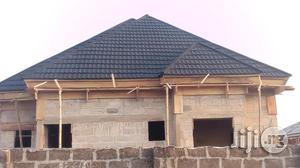 Roofing Tiles: Stone Coated Roofing Sheets Classic Done In Benin