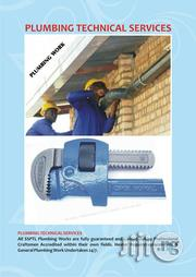 Plumbing Technical Work | Building & Trades Services for sale in Lagos State, Lagos Mainland