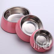 Pet Bowl Food Or Drinking   Pet's Accessories for sale in Lagos State, Agege