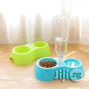 Auto Pet Bowl Direct Drinking Water And Feeder | Pet's Accessories for sale in Lagos State, Agege